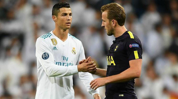 Кейн: Искам да се опитам да стигна нивото на Роналдо и Меси