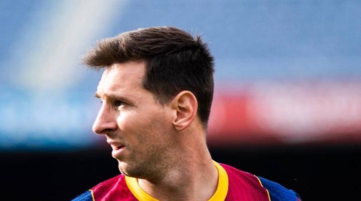 Меси няма да играе повече за Барселона през този сезон