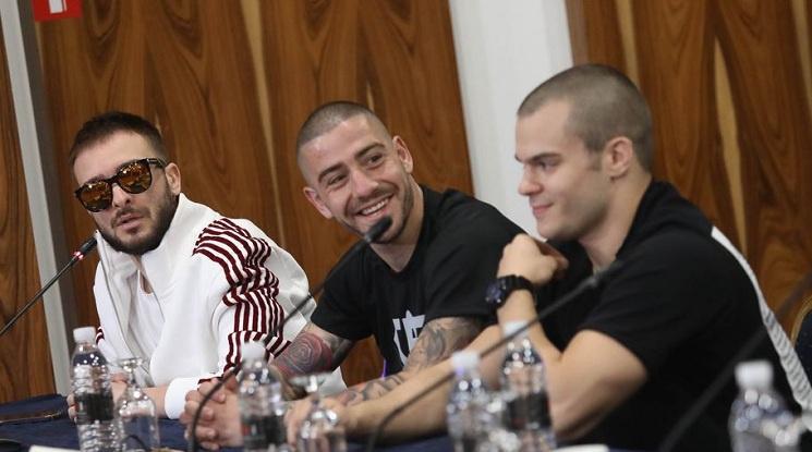 Суперзвездата Криско: Ще се бия срещу Даниел Илиев и Георги Валентинов