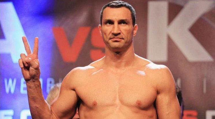 Владимир Кличко се завръща на ринга, първият му мач вече е уреден