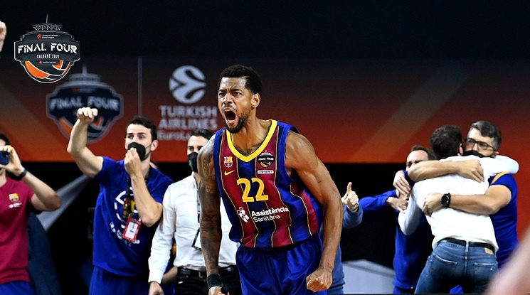 Барса е на финал в Евролигата след епична победа над Олимпия Милано (видео)