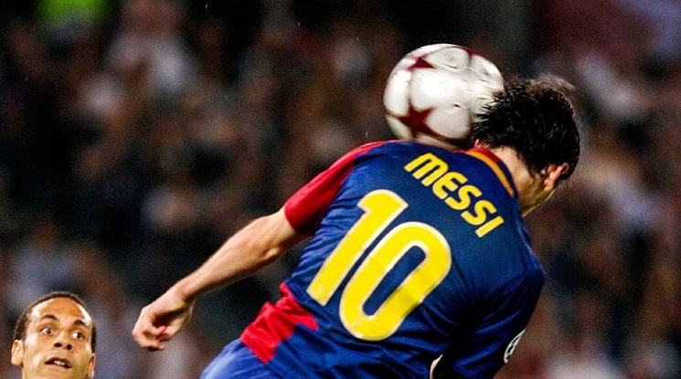 Барселона предлага 10-годишен договор на Меси