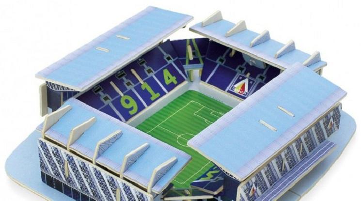 Освен стадион Диксън ще построи и мол на левскарите