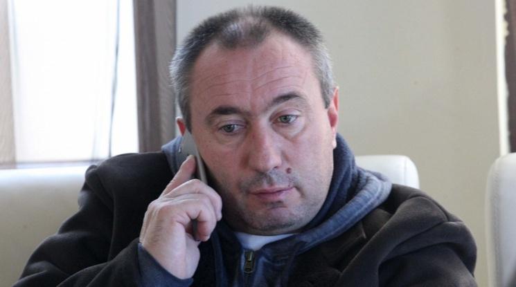 Мъри ще залага основно на българи, ако се завърне в Левски