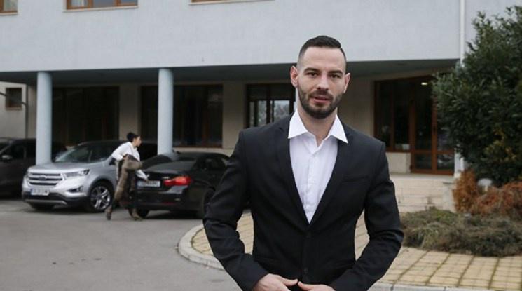 Славчев с неясно бъдеще в Левски