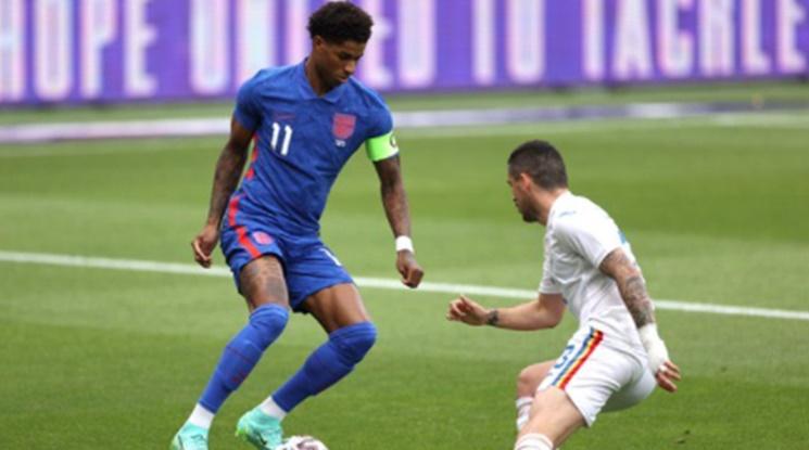 Англия с минимална победа в последната си контрола преди Евро 2020 (видео)