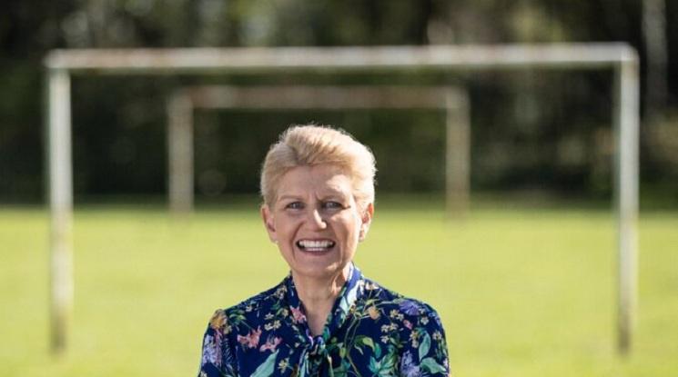 Избраха жена да управлява английския футбол