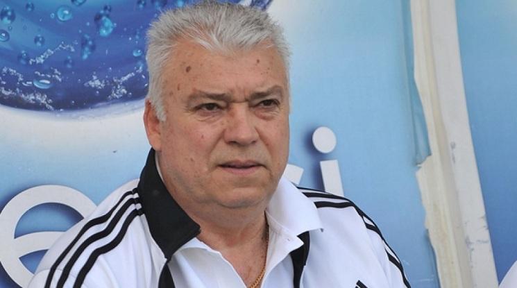 Христо Бонев: Гордея се, че 5 човека от националния тим играят в Локомотив