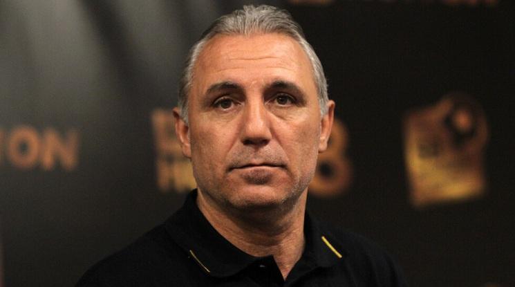 Христо Стоичков иска парична компенсация в размер на 40 000 евро от Левски