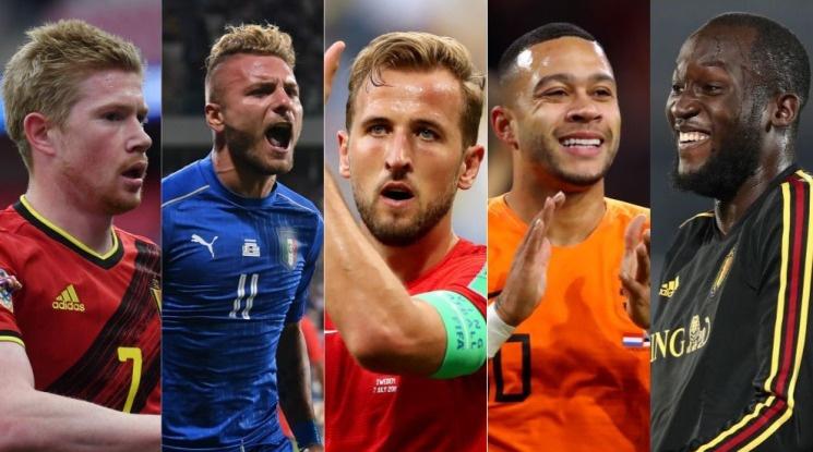Кой ще стане голмайстор на Евро 2020? Ето фаворитите