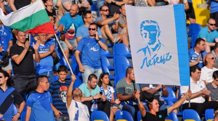 Левски е бил предложен на босовете на Стяуа и ПАОК