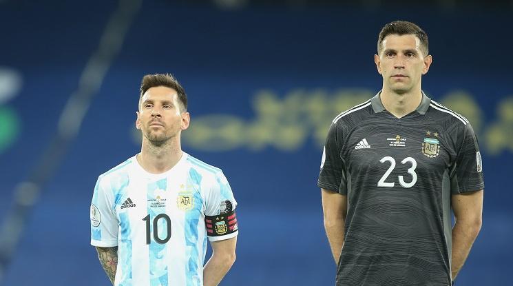 Аржентина с фалстарт за Копа Америка (видео)