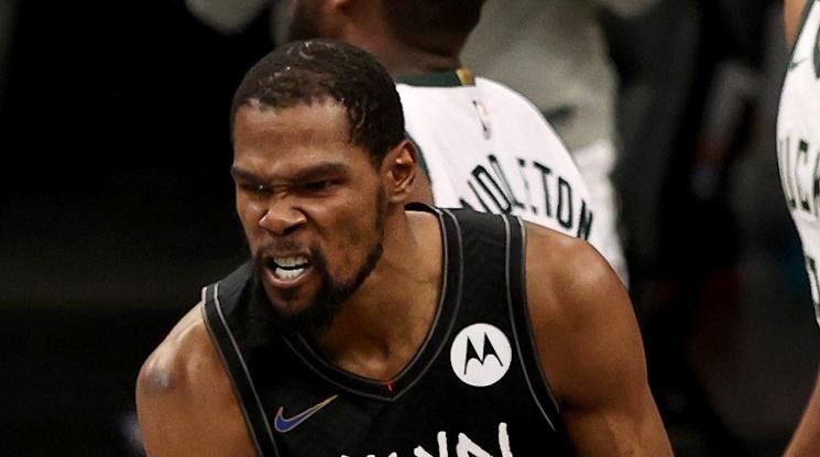 Всички в НБА са впечатлени от Дюрант