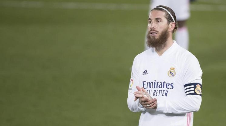 Серхио Рамос повече няма да играе за Реал Мадрид