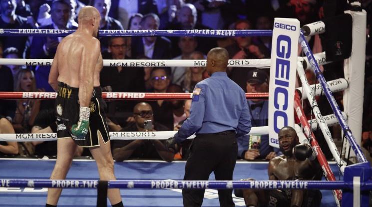 Фюри: Уайлдър ще нокаутира Джошуа в първи рунд