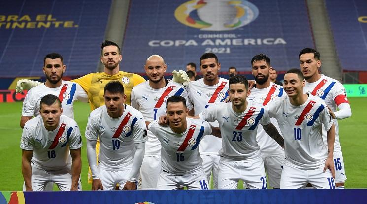 Парагвай надви Чили (видео)