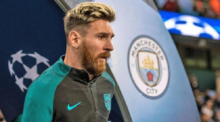 Ясно е дали Меси ще удължи договора си с Барселона