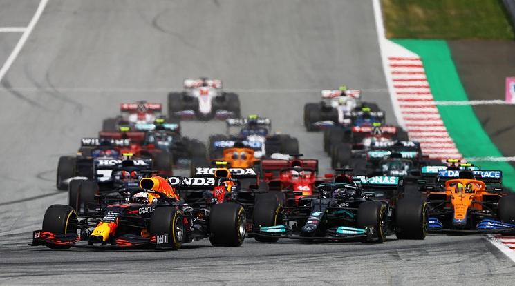 Макс Верстапен спечели Гран При на Щирия