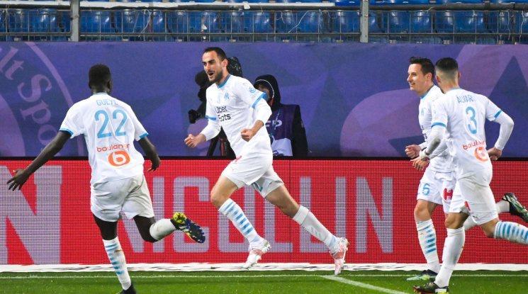 Лудогорец прави силен трансфер, играч на Олимпик Марсилия вече минава медицински прегледи