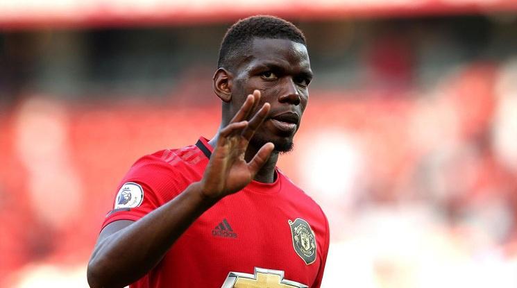 Ман Юнайтед набеляза заместник на Погба