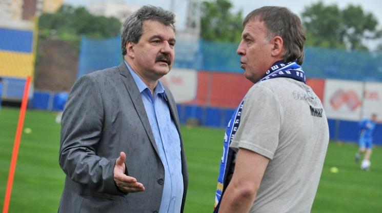 Батков: Левски има милиони задължения