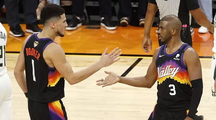 """Крис Пол поведе """"слънцата"""" към титлата в НБА"""