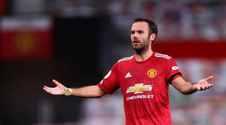 Мата: Не е време да си тръгна от Юнайтед
