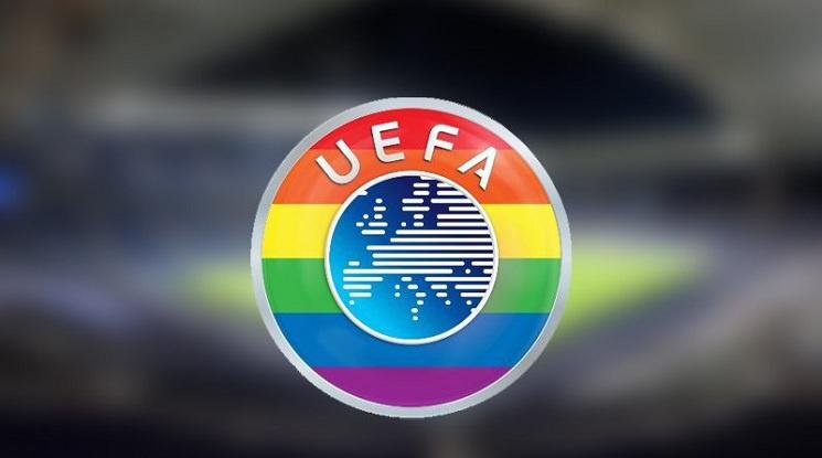 УЕФА наложи комични наказания на англичаните