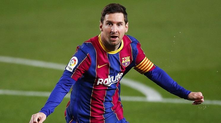 Очаква се съвсем скоро Меси да подпише с Барселона