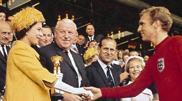 Кралица Елизабет II: Мистър Гарет Саутгейт, надявам се да влезете в историята