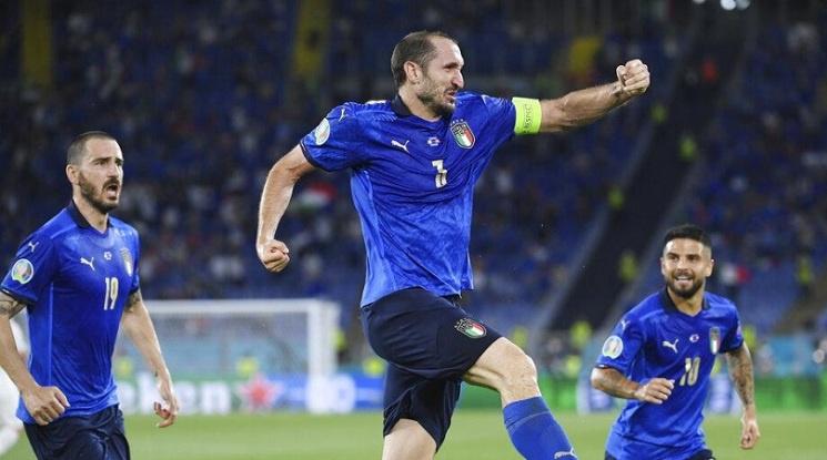 Киелини: Двата отбора, които играят най-добре на това Европейско, достигнаха до финала