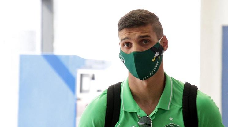 Десподов: В Италия записах 5 мача и 101 минути, което е абсолютно нищо
