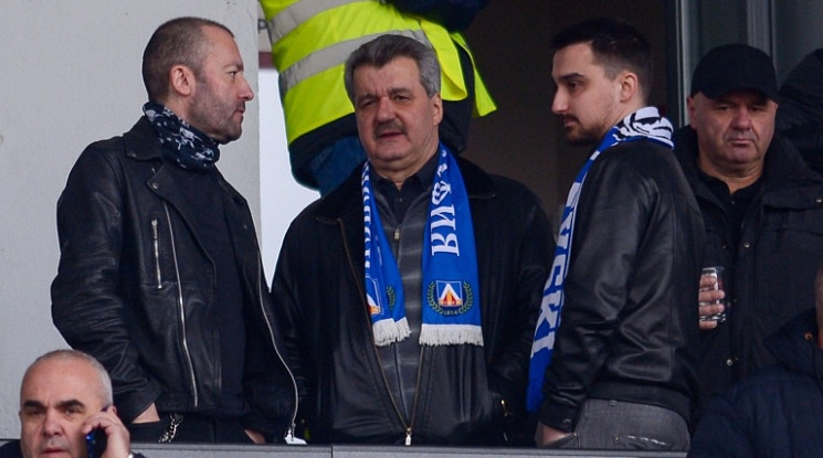 Батков: Мъри стана треньор благодарение на Левски