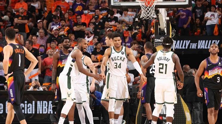 Бъкс са само на победа от титлата в НБА