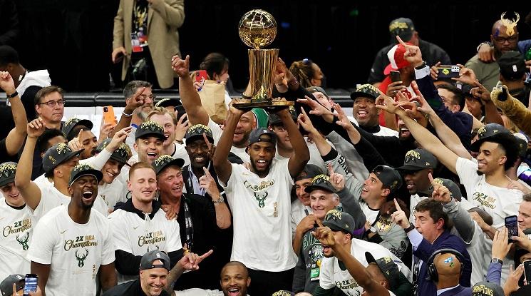 НБА има своя нов шампион (видео)