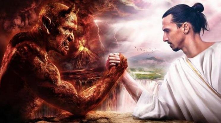 Десетте Божи заповеди на Златан Ибрахимович