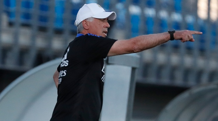 Карло Анчелоти призна, че е укривал данъци