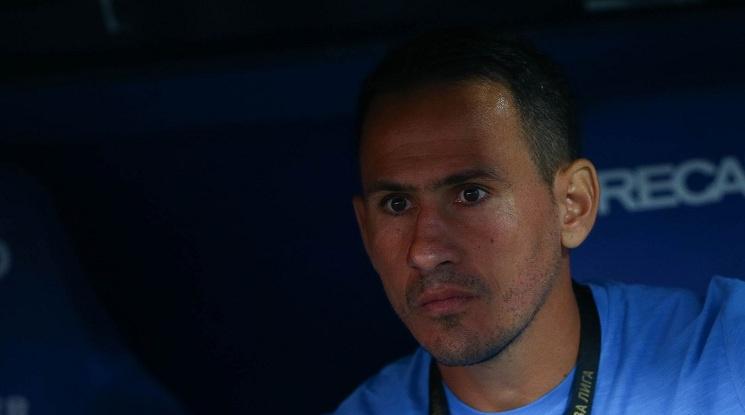 Миланов: Мисля, че почти през цялата среща владеехме мача