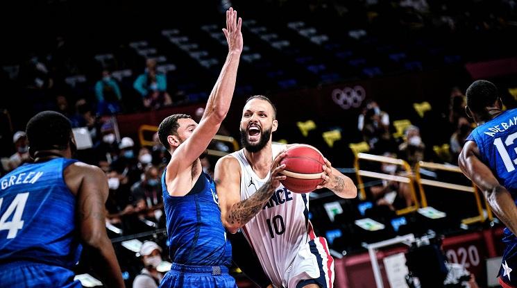 Извънредно: САЩ загубиха от Франция на Олимпийския турнир по баскетбол