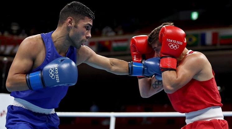 Силно начало на Даниел Асенов в боксовия турнир
