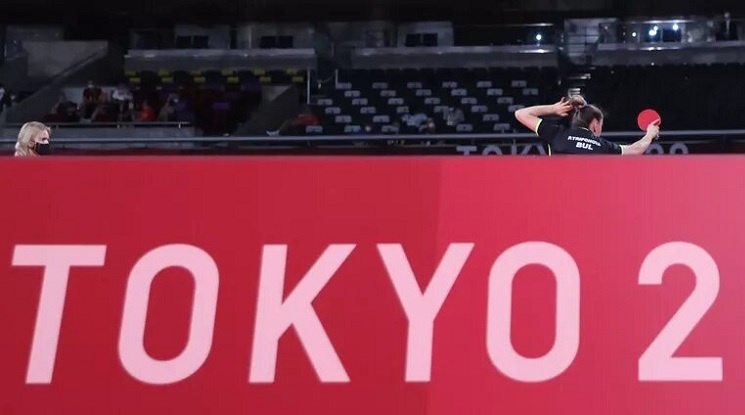 Трифонова отпадна във втория кръг на олимпийския турнир по тенис на маса