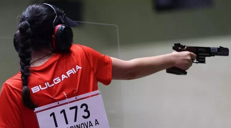 Съвсем малко не стигна на Антоанета Костадинова да спечели втори медал в Токио