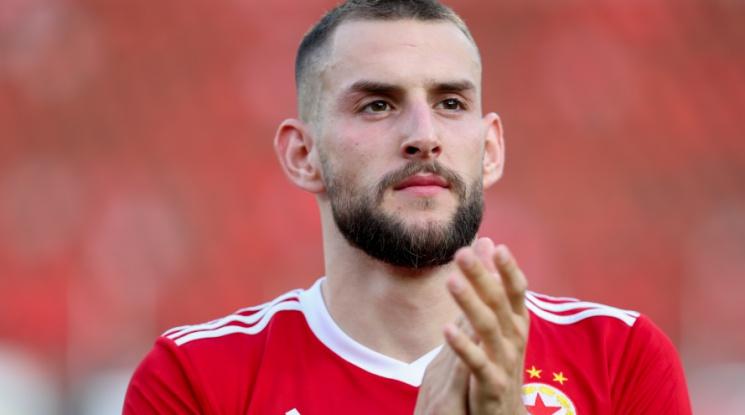 Радослав Живков ще е извън строя за месец