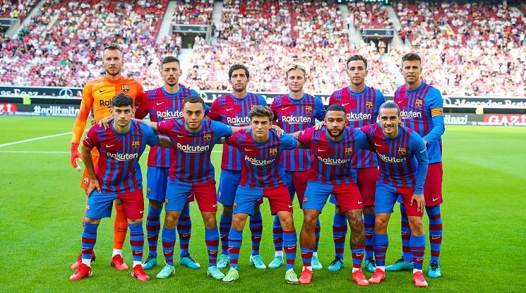 Барселона вкара три безответни гола на Щутгарт в приятелски мач (видео)
