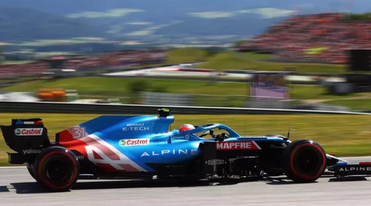 Естебан Окон спечели Гран При на Унгария, Хамилтън остана трети
