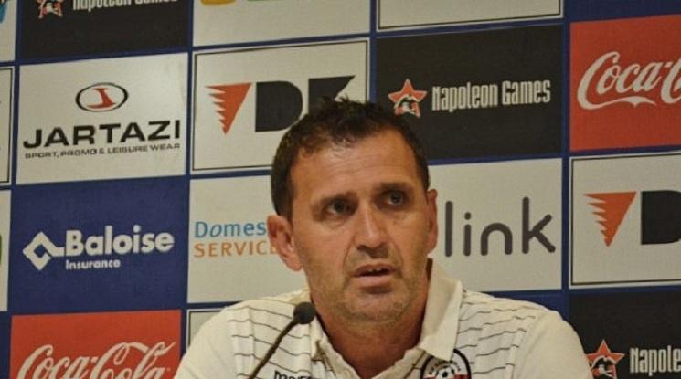 Бруно Акрапович стана треньор на участник в Шампионската лига