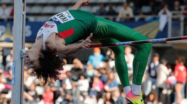 Тихомир Иванов: През главата ми мина да не скачам в Токио