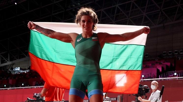 Тайбе Юсеин донесе още един медал за България от Токио