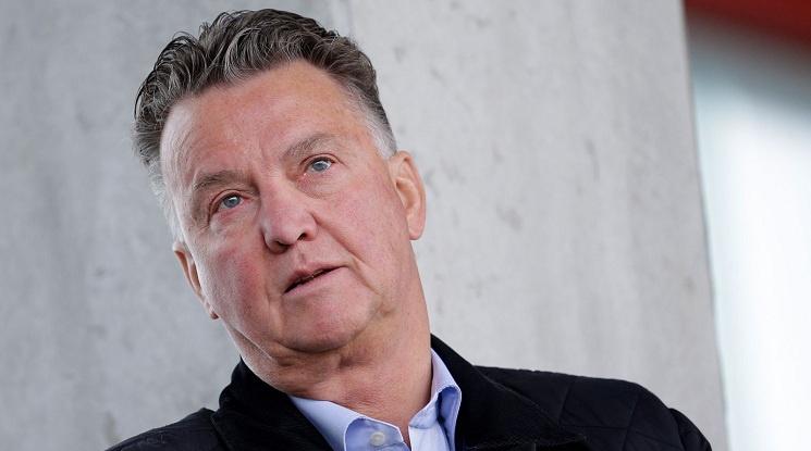 Ван Гаал пое нидерландския национален тим