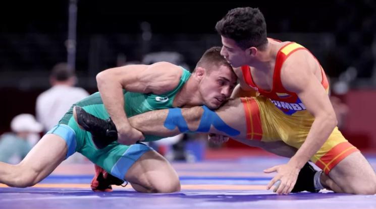Само една победа дели Георги Вангелов от медал в Токио
